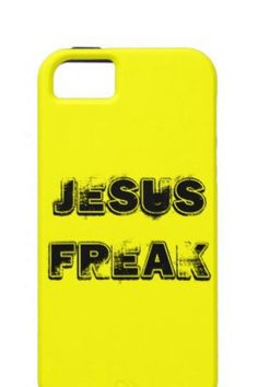 Shop Jesus Freak iPhone 5 Case created by JesusFreakDesigns. Best Cell Phone, Cell Phone Covers, Cell Phone Holder, Best Iphone, Iphone Se, Android Phone Cases, 5s Cases, Iphone 7 Plus Cases, Shopping Sites