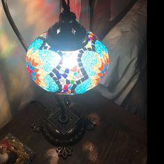Turkish Lamp Floor Lamp Ceiling Lamps by DervishHandicrafts Turkish Lanterns, Turkish Lights, Turkish Lamps, Bedside Wall Lights, Hanging Ceiling Lights, Bedside Lamp, Chandelier Lighting, Ceiling Lamps, Moroccan Lighting
