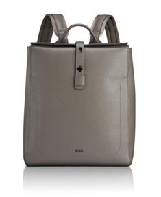 4a94d0112159 Mica Backpack - Georgica - Tumi United States - Taupe. VogueTaupeLeather  BackpackMonogramBackpacksBusy CityPebbled LeatherBagsAccessories