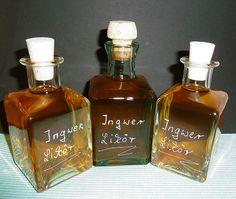 Ingwerlikör, ein schönes Rezept aus der Kategorie Likör. Bewertungen: 13. Durchschnitt: Ø 4,1.