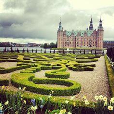 klinqe #frederiksborg #castle