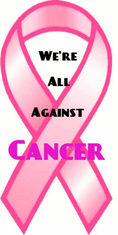 Breast-Cancer-Ribbon in honor and memory of all those who have been diagnosed, are fighting it, or who have lost the fight. (That includes me, 2x, effective today - 10-10-12. I will fight!!!)
