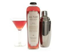 Altar's Herbal Martinis - Drink Trends