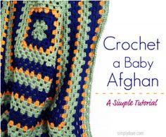 Learn To Granny · Crochet | CraftGossip.com