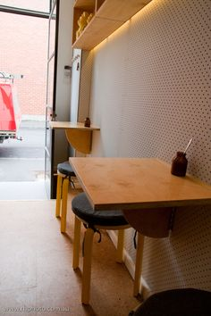 A small #cafe can still work if you plan it carefully.Tiny #cafe