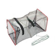 New Fishing Trap Net Mesh for Crab Prawn Shrimp Crayfish Lobster Bel Live Bait Pot