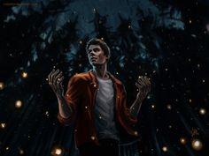 Wake up, Stiles! by MisterLIAR.deviantart.com on @DeviantArt