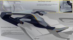 AUTONOMOUS DRIVING-Interior design on Behance