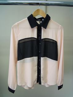 Step 1 = Pick up your Pastel Blouse £34