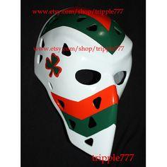 Hockey mask Hockey goalie NHL ice hockey  Hockey by tripple777