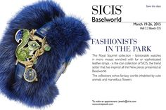 STD SICIS Baselworld 2015