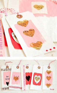 Love Notes DIY