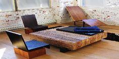 Raft Coffee Table