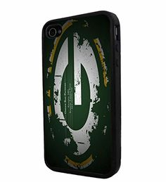 NFL Green Bay Packers Logo, Cool iPhone 4 / 4s Smartphone iphone Case Cover Collector iphone TPU Rubber Case Black 9nayCover http://www.amazon.com/dp/B00URA3QWM/ref=cm_sw_r_pi_dp_8dMsvb11SRVNX