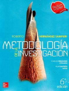 Título: Metodología de la investigación / Autor: Hernández Sampieri, Roberto / Ubicación: Biblioteca FCCTP - USMP 1er Piso / Código: 001.42 H43 2014