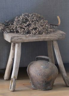 gorgeous rustic greys