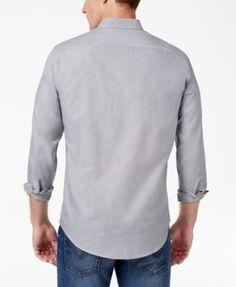 Rvca Men's That'll Do Oxford Shirt - Black 2XL