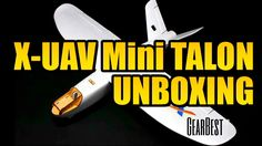 awesome X UAV Mini Talon Part 1 - Unbox Check more at http://gadgetsnetworks.com/x-uav-mini-talon-part-1-unbox/