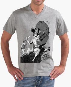 Camiseta Jungla D