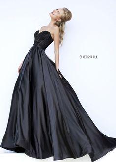 Sherri Hill 32084 Glamorous Beaded Gown