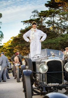 """Phryne ~ """"Blood At The Wheel"""" ~ Miss Fisher's Murder Mysteries"""