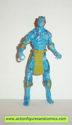 hasbro toys action figures for sale to buy MARVEL UNIVERSE Thor movie FROST GIANT Condition: overall Excellent -displayed only Figure size: approx. 4 inch ---------------------------------------------