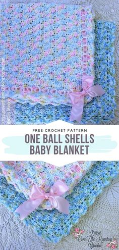 Cheerful Baby Blankets Free Crochet Patterns - - Add a bit of color to your kids' room with new accessories. In today's mini-collection of crochet Cheerful Baby Blankets, you will find ideas that are. Crochet Afghans, Crochet Baby Blanket Free Pattern, Crochet Stitches Patterns, Knitting Patterns, Crocheted Baby Blankets, Baby Afghans, Best Baby Blankets, Crotchet Baby Blanket, Free Baby Blanket Patterns