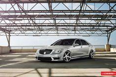 Mercedes Benz | W221 S-class | Dual Concave CV3.
