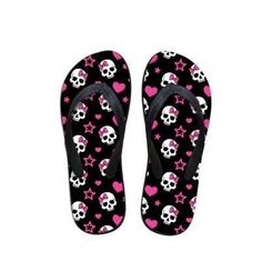 Suger skull Owl Summer Slippers Cute Anti-Slip Slider Sandals Poolside Beach Flip Flop for Kids Boys and Girls Home /& Outdoor