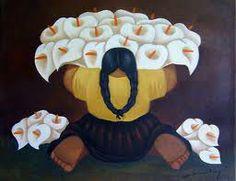 cuadros de eduardo millones - Buscar con Google Mexican Paintings, Mexican Colors, Peruvian Art, Frida Art, Mexico Art, Diego Rivera, Mexican Folk Art, Naive Art, Paint Party