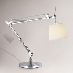 One of my favorite discoveries at WorldMarket.com: Industrial Desk Lamp