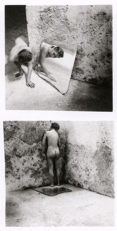 #photographer: Francesca Woodman