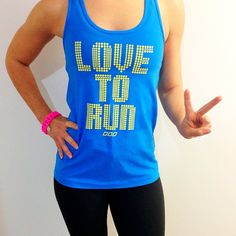 Love to run xx