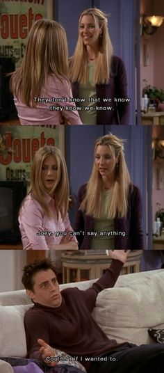The One Where Everybody Finds Out #Season5