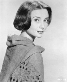 Photo of Audrey K. Hepburn for fans of Audrey Hepburn 25978864 Audrey Hepburn Born, Audrey Hepburn Photos, Golden Age Of Hollywood, Vintage Hollywood, Classic Hollywood, British Actresses, Actors & Actresses, My Fair Lady, Black White