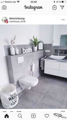 This is a cute bathroom design! - This is a cute bathroom design! Bad Inspiration, Bathroom Inspiration, Bathroom Ideas, Bathroom Trends, Bathroom Mirrors, Bathroom Humor, Bathrooms, Living Room Decor, Bedroom Decor