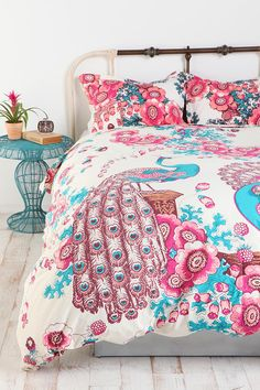 Lots of pretty duvet covers at Urban Outfitters