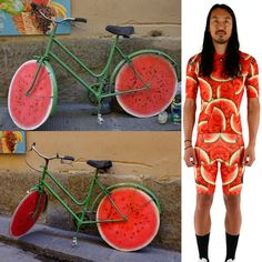 This bike. This kit. LEARN MORE: http://www.bikeroar.com/products/attaquer-cycling/season-8-full-kit-2016. _ #cycling #nationalwatermelonday #watermelonday #watermelon #bike #kit #jersey #attaquer