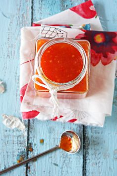 Cherry on a Cake: THAI SWEET CHILLIE SAUCE