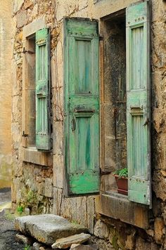 Windows by Sigfrid Lopez, France
