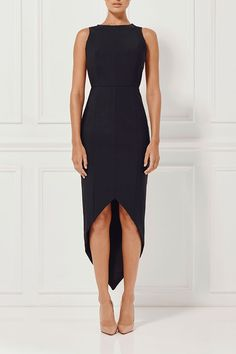 SIRAN DRESS EBONY - Dresses - Shop