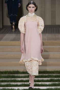 Chanel Primavera 2016 Coleção Couture Fotografias - Vogue