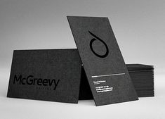Black and White Business Cards Design (50 Inspiring Examples)   Design   Graphic Design Junction