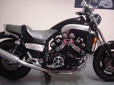 vmax... yamaha's muscle bike