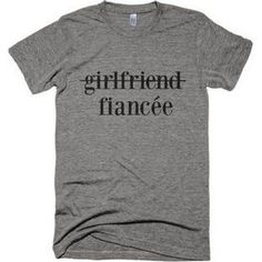 Fiancee Shirt   Bachelorette Party Gifts For The Bride