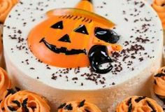 halloween sheet cake decorating ideas bing images - Simple Halloween Cake Decorating Ideas