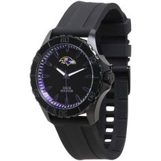 Men's Baltimore Ravens Jack Mason Brand Silicone Sport Watch, Your Price: $120.00