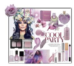 """""""Lavender Beauty"""" by blushingfreckles ❤ liked on Polyvore featuring beauty, Vera Wang, Urban Decay, It's skin, Chanel, Elizabeth Arden, NARS Cosmetics, Sally Hansen, Forever 21 and Chantecaille"""