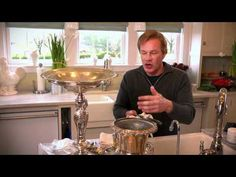 Polishing Silver: At Home with P. Allen Smith
