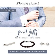Find the perfect cool gift for the casual + sophisticated dad on my boutique!